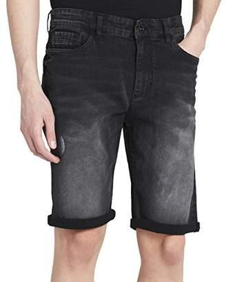 Calvin Klein Jeans Men's Denim Short Destruct Blue Wash