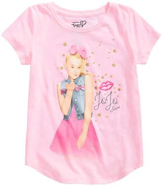 Nickelodeon Big Girls Graphic-Print JoJo T-Shirt