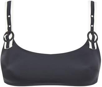 Solid & Striped Evelyn Colour Block Bikini Top