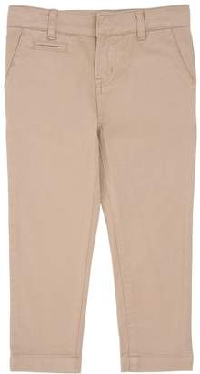 Stella McCartney Cotton Poplin Chino Pants