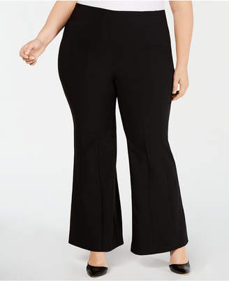 ce51a50f38b INC International Concepts I.n.c. Plus Size Wide-Leg Pants