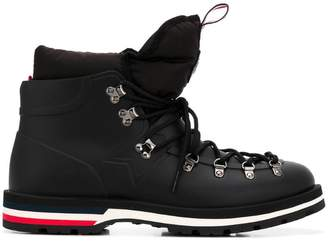 Moncler combat sports boots
