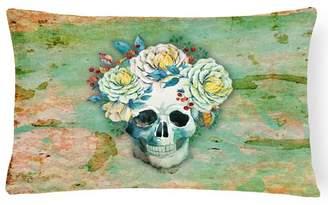 DAY Birger et Mikkelsen East Urban Home of the Dead Skull Lumbar Pillow