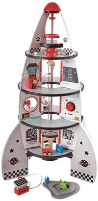 Hape Toys Four-Stage Rocket Ship