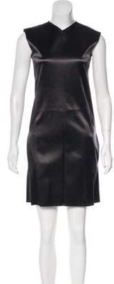 Celine Satin Mini Dress w/ Tags