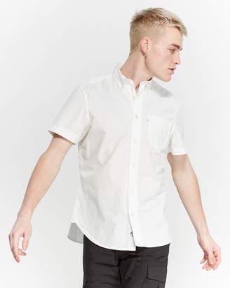 North Sails Short Sleeve Button-Down Shirt