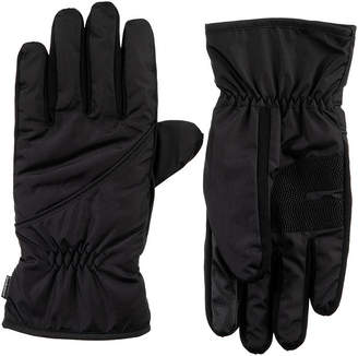 Isotoner Sleek Heat Pieced Gloves