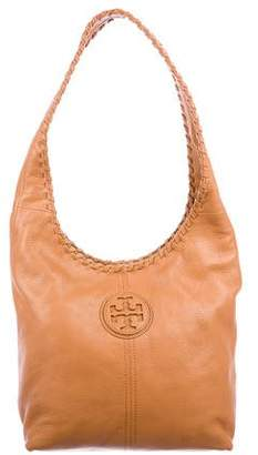 Tory Burch Leather Marion Hobo