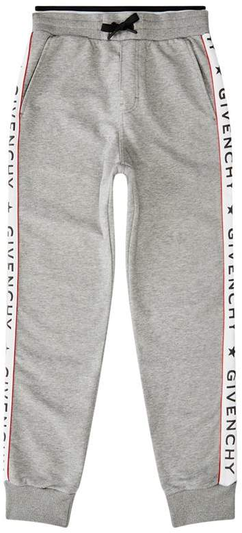 Logo Stripe Sweatpants