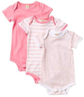 Harper Canyon Layette Bodysuit - Pack of 3 (Baby)