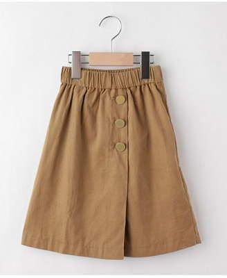 Dessin (デッサン) - Dessin(Kids) ストレッチコーデュロイスカート デッサン スカート