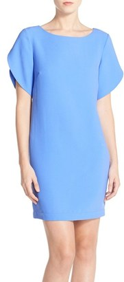 Women's French Connection 'Aro' Crepe Shift Dress $148 thestylecure.com