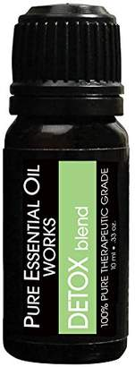 Blend of America Pure Essential Oil Works Detox Oil