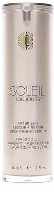 Soleil Toujours After Sun Rescue + Repair Brightening Serum.