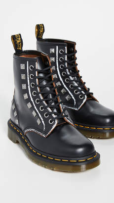 Dr. Martens 1460 Stud 8 Eye Boot