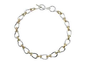 Lauren Ralph Lauren 17 Link Collar with Toggle Choker