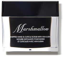 Deborah Lippmann Marshmallow Whipped Hand Cuticle Scrub with AHA BHA