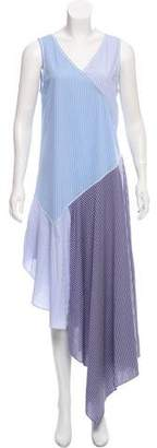 Opening Ceremony Asymmetrical Sleeveless Dress