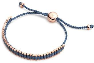 Links of London Mini Friendship Bracelet in Sky Blue