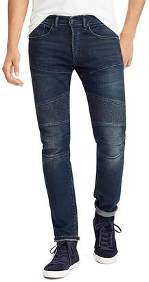 Polo Ralph Lauren Sullivan Slim Fit Stretch Jeans in Blue