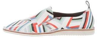 Rebecca Minkoff Leather Round-Toe Flats