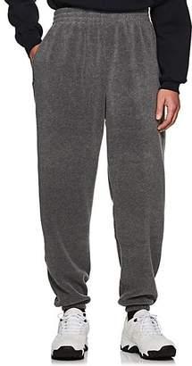 GmbH Men's Fleece Jogger Pants - Light Gray