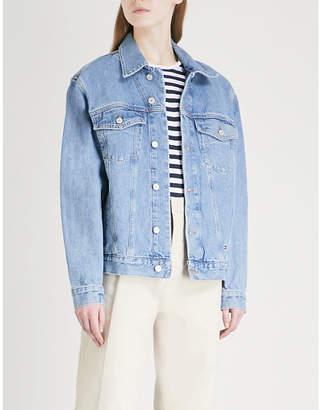 Tommy Jeans '90s embroidered denim jacket