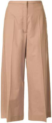 Lemaire cropped trousers