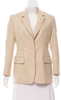 Gucci Wool-Blend Short Coat