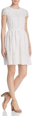 French Connection Parker Lace A-line Dress