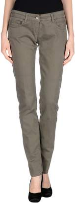 Grey Daniele Alessandrini Casual pants - Item 36757596DM