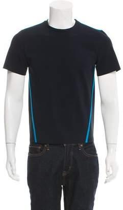 Calvin Klein Collection Kalt Neoprene T-Shirt w/ Tags