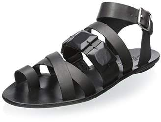 Loeffler Randall Women's Strappy Sandal with Toe Ring