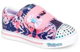 Skechers Sparkle Glitz Lil Dazzle Sneaker
