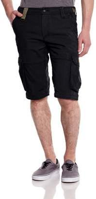 Schott NYC Men's TRFIGHTER30 Shorts Short,(Manufacturer Size: 28)