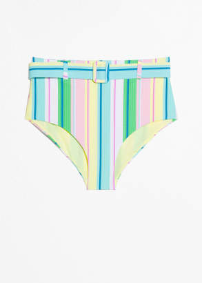 And other stories High Belted Bikini Bottoms