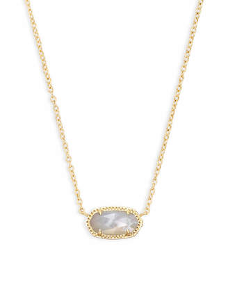 Kendra Scott Elisa Pendant Necklace in Gold