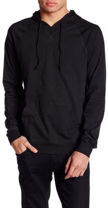 Public Opinion Long Sleeve Cotton Hoodie