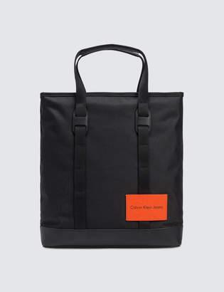 Calvin Klein Jeans Magazine Tote Bag