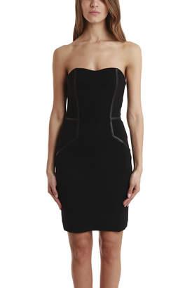 Yigal Azrouel Stretch Woven Dress