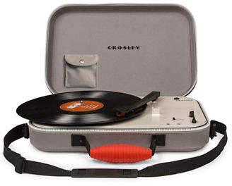Crosley Messenger Three-Speed Spinning Turntable