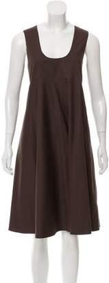 Ter Et Bantine A-Line Midi Dress