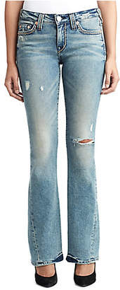 True Religion JOEY SUPER T WOMENS FLARE JEAN