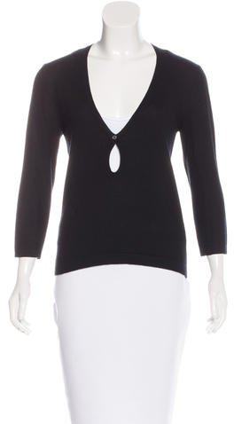 Marc Jacobs Marc Jacobs Cashmere V-Neck Sweater