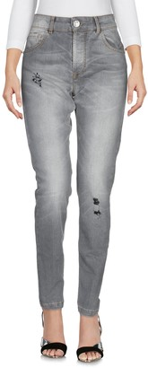 Entre Amis Denim pants - Item 42690027NE