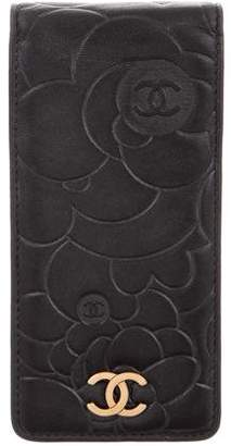 Chanel Camellia iPhone 5/5s Case
