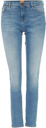 HUGO BOSS Orange J21 Skinny Jeans in blue