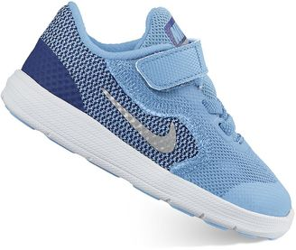 Nike Revolution 3 Toddler Girls' Shoes $44 thestylecure.com