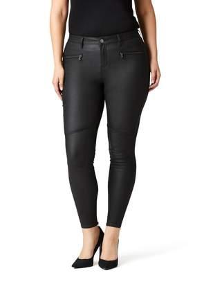 Jeanswest Bella Curve Embracer Coated Skinny 7/8 Jean