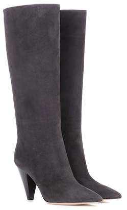 Gianvito Rossi Kelsey 85 suede boots